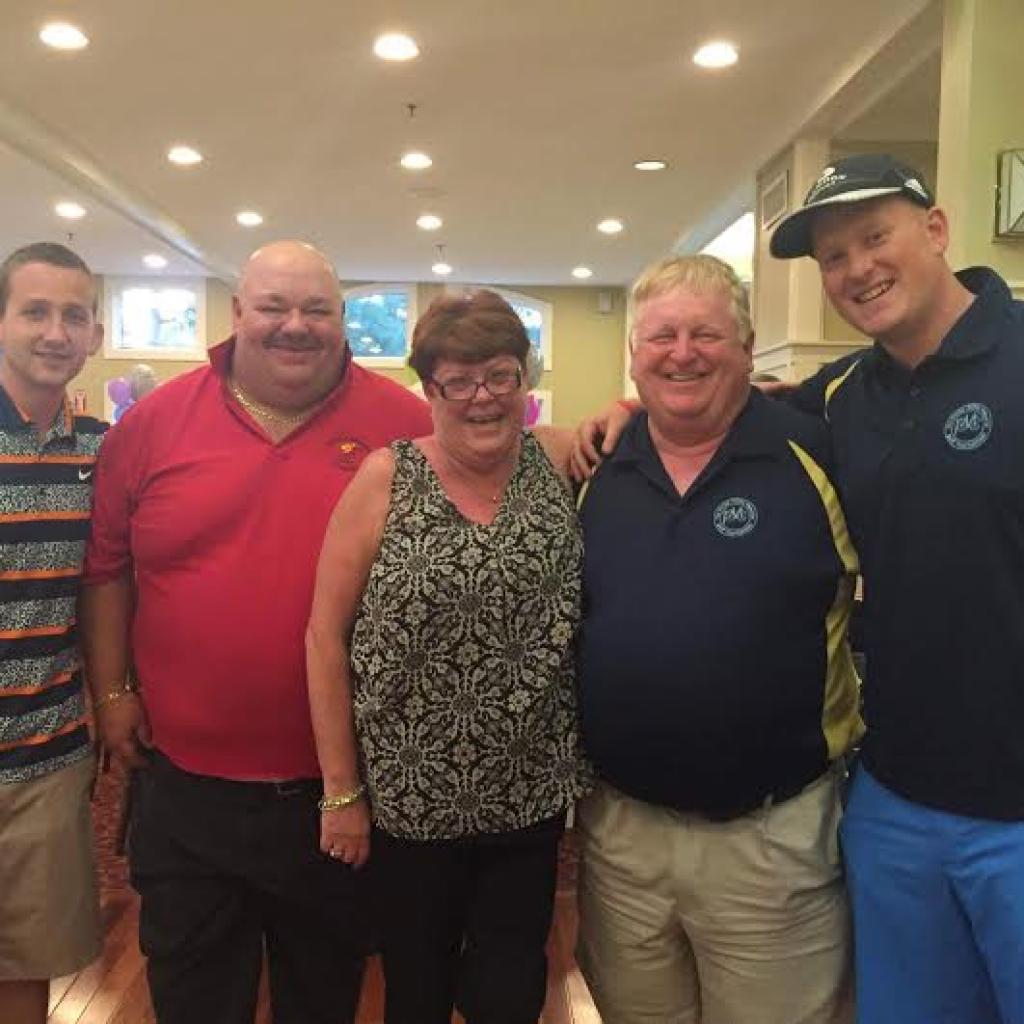 porter family golf